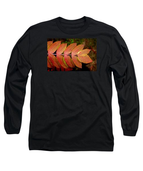 Smooth Sumac Long Sleeve T-Shirt