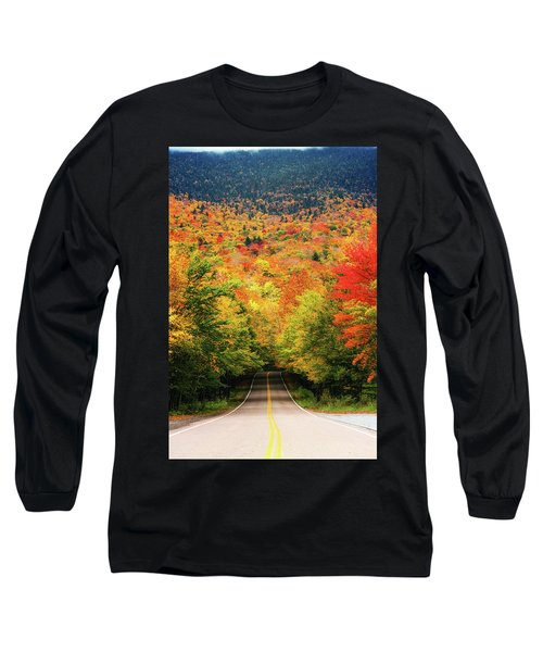 Smuggler's Notch Long Sleeve T-Shirt