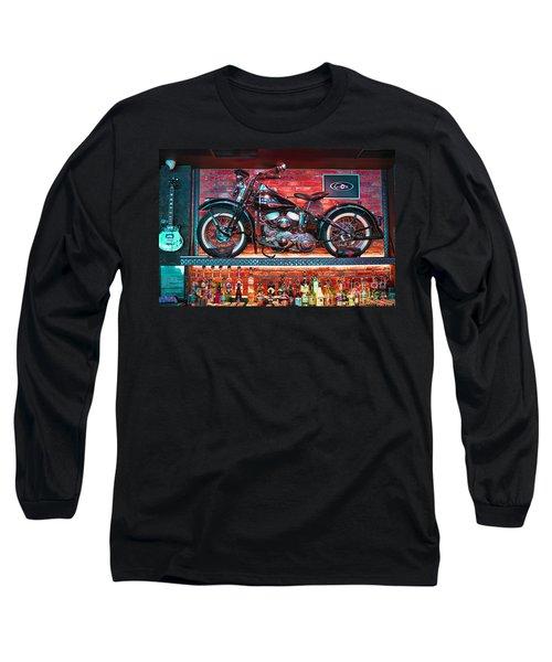 Snackbar Long Sleeve T-Shirt