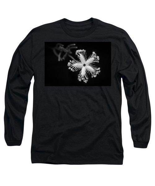 Snake Gourd Flower Long Sleeve T-Shirt