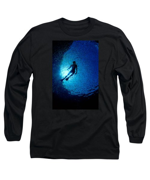 Snorkeler Long Sleeve T-Shirt