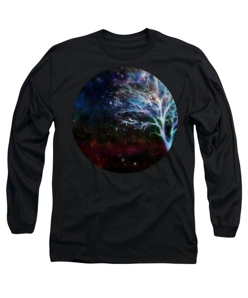 Snow At Twilight Long Sleeve T-Shirt