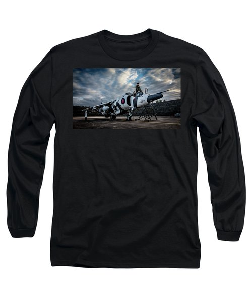 Snow Harrier Long Sleeve T-Shirt