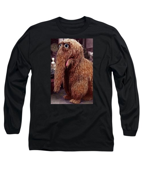 Snuffleupagus Long Sleeve T-Shirt