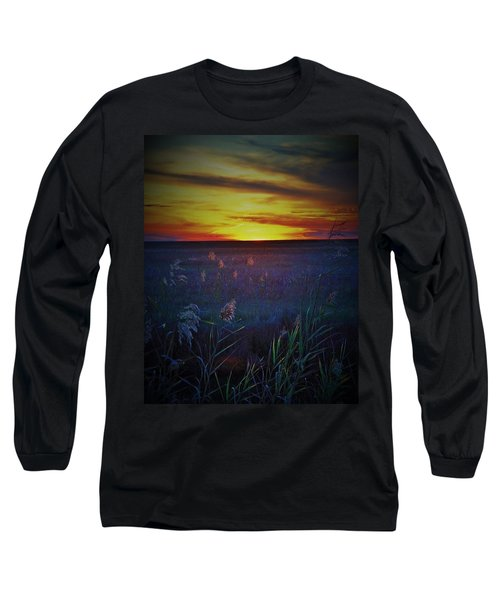Long Sleeve T-Shirt featuring the photograph So Many Colors by John Glass