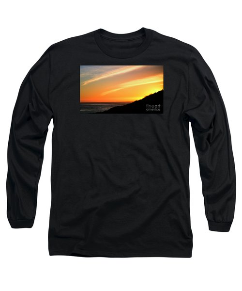 Socal Sunet Long Sleeve T-Shirt by Clayton Bruster