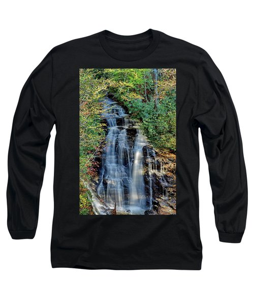Soco Falls In Fall Long Sleeve T-Shirt
