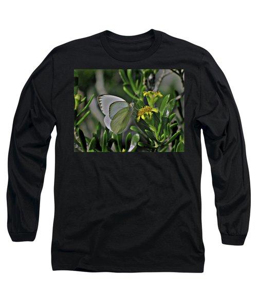 Soft As A Leaf Long Sleeve T-Shirt