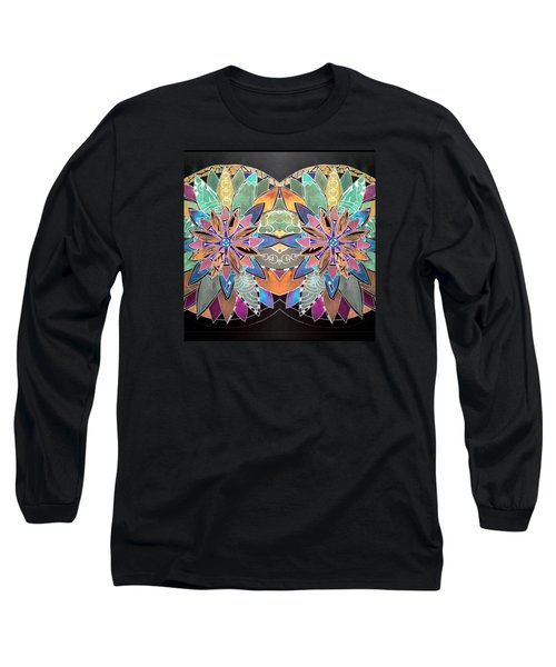 Soft Mandala Long Sleeve T-Shirt