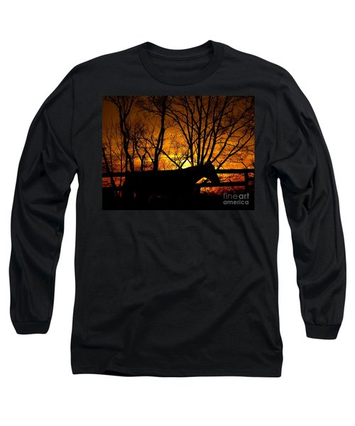 Soldier Boy Long Sleeve T-Shirt