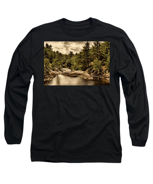 Solitary Wilderness Long Sleeve T-Shirt