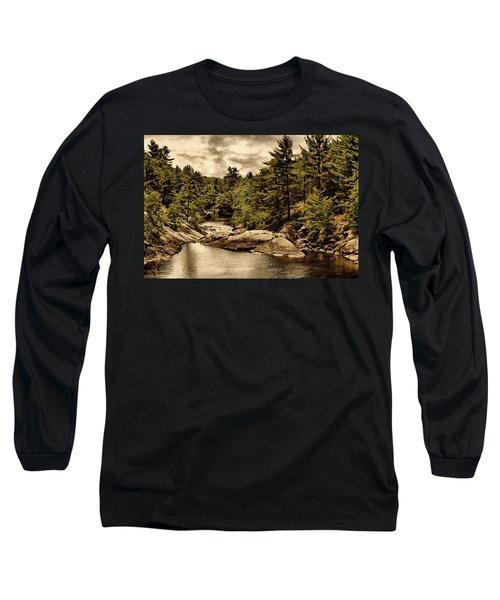 Solitary Wilderness Long Sleeve T-Shirt