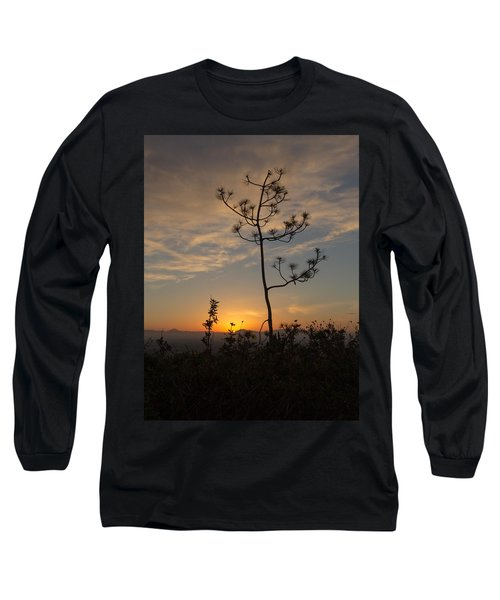 Long Sleeve T-Shirt featuring the photograph Solitude At Solidad by Jeremy McKay