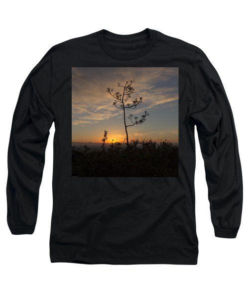 Solitude At Solidad Long Sleeve T-Shirt