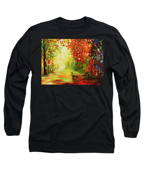 Solo Deer Long Sleeve T-Shirt