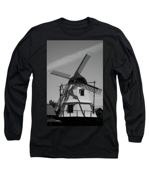 Solvang Windmill Long Sleeve T-Shirt