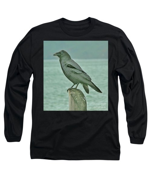 Something To Crow About Long Sleeve T-Shirt