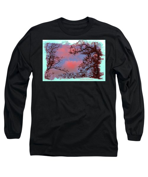 Sometimes Quiet La Vernia Is Wild Long Sleeve T-Shirt
