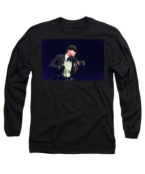 Song And Dance Man Long Sleeve T-Shirt