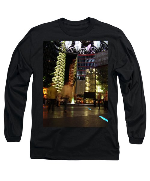 Sony Center Long Sleeve T-Shirt