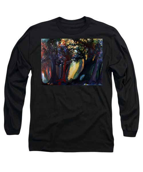 Sorting With Reality Long Sleeve T-Shirt