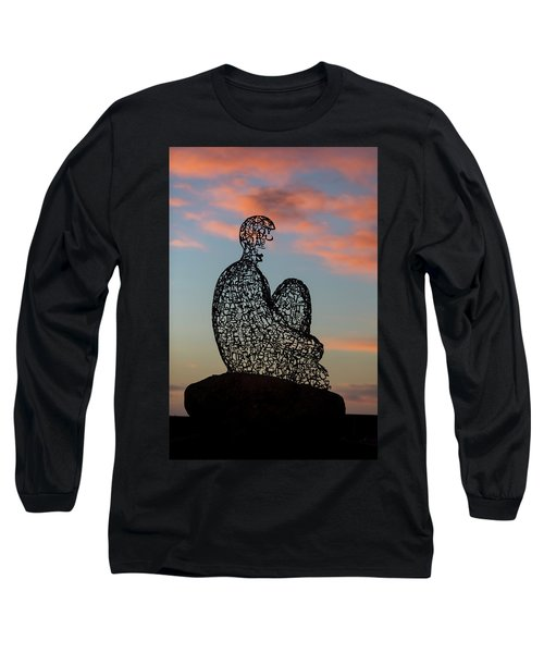 Soul At Sunset Long Sleeve T-Shirt