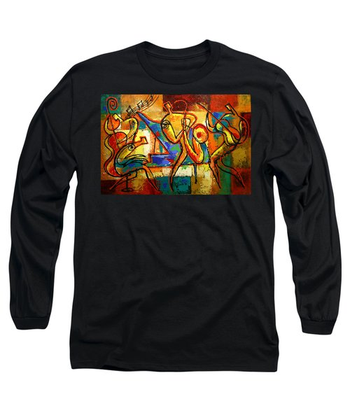 Soul Jazz Long Sleeve T-Shirt