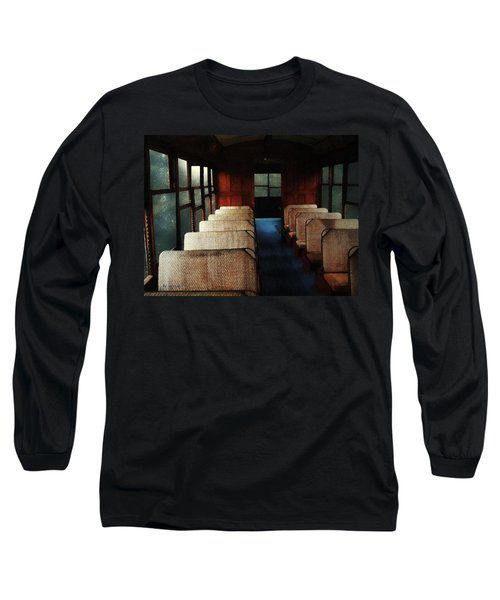 Soul Train Long Sleeve T-Shirt by RC deWinter