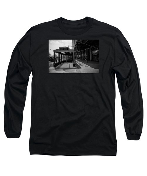 South Garage Long Sleeve T-Shirt by Ester  Rogers