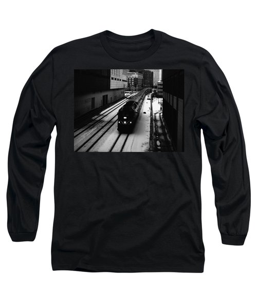 South Loop Railroad Long Sleeve T-Shirt