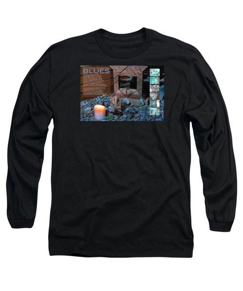 Southern California Blues Long Sleeve T-Shirt