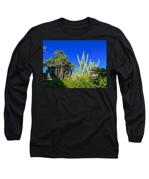 Southern France Beauty Long Sleeve T-Shirt