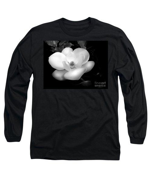 Southern Magnolia Passion Long Sleeve T-Shirt