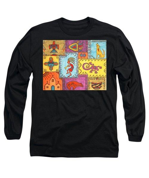 Southwest Sampler Long Sleeve T-Shirt