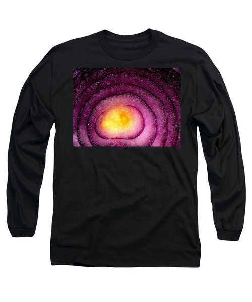 Space Allium Long Sleeve T-Shirt