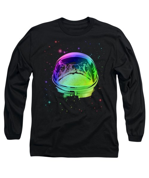 Space Frog Long Sleeve T-Shirt