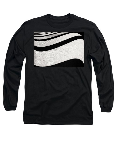 Space Geometry #16 Long Sleeve T-Shirt