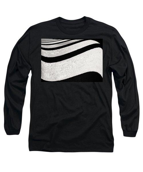 Space Geometry #16 Long Sleeve T-Shirt
