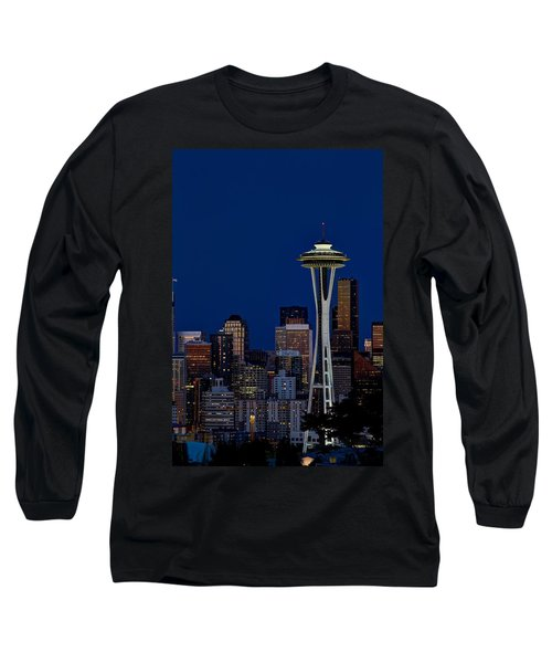 Space Needle Long Sleeve T-Shirt