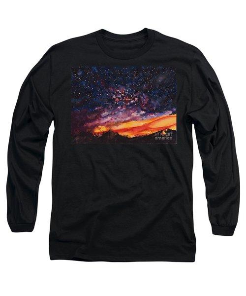 Space Oddity  Long Sleeve T-Shirt