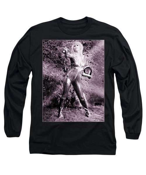 Space Vixon Long Sleeve T-Shirt
