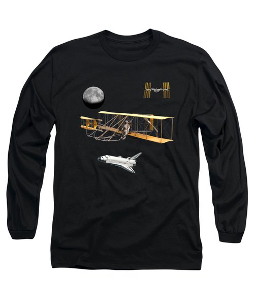 Space Voyagers Long Sleeve T-Shirt