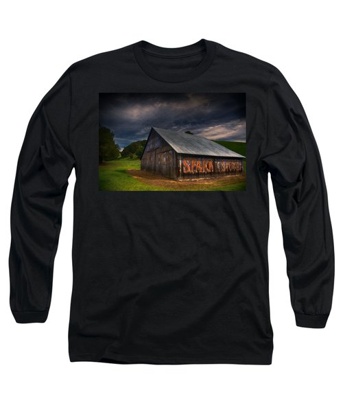 Spark Stoves Barn Long Sleeve T-Shirt