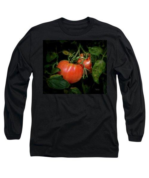 Sparkle Tomatoe Long Sleeve T-Shirt