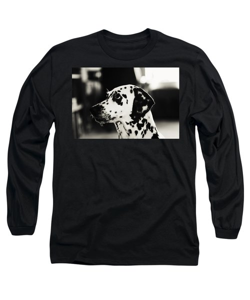 Long Sleeve T-Shirt featuring the photograph Special Glance For You by Jenny Rainbow
