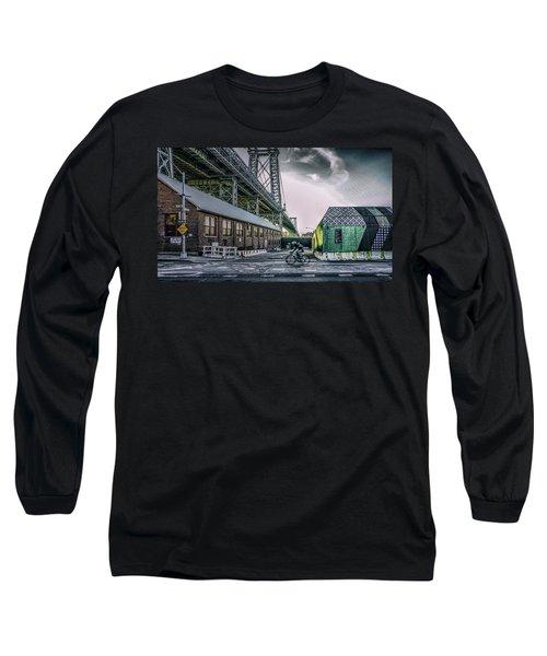 Speed Racer Long Sleeve T-Shirt