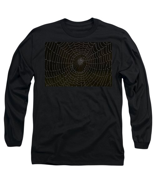 Spider Cobweb  Long Sleeve T-Shirt