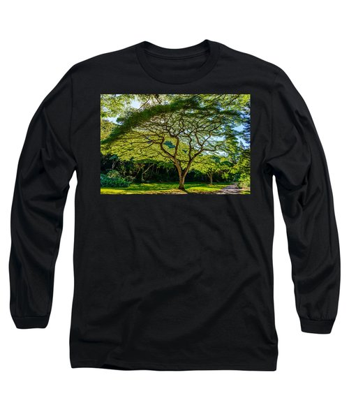 Spider Tree Long Sleeve T-Shirt