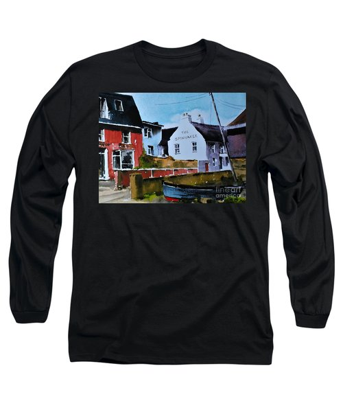 Spinaker In Scilly  Kinsale Long Sleeve T-Shirt