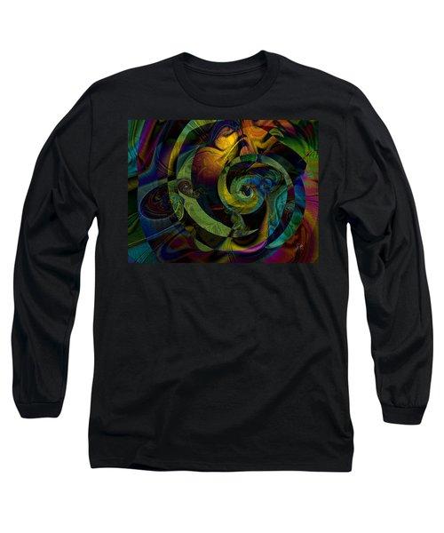 Spiralicious Long Sleeve T-Shirt